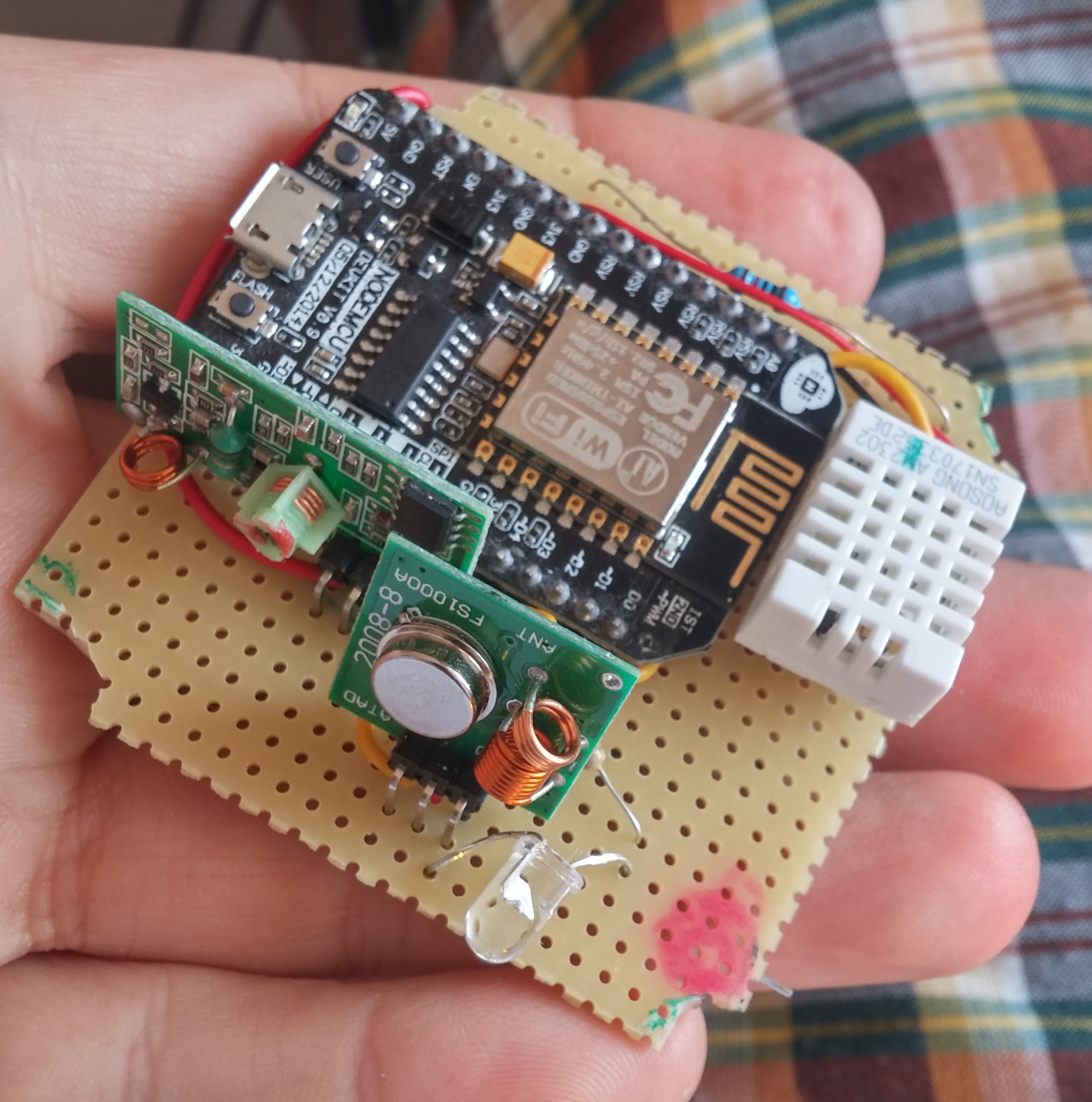 Hepek Iot A Hub For 01 Ideaand Proof Of Concept 433mhz Receiver Circuit Esp8266 Copy Gallery